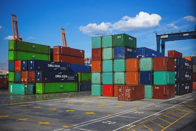 congestion crisis in container supply