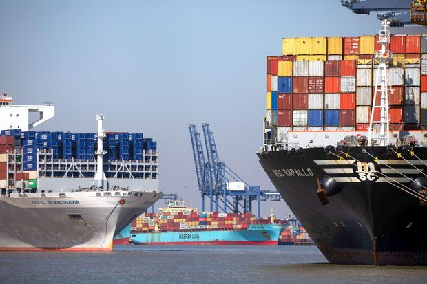 impact on shipping industry