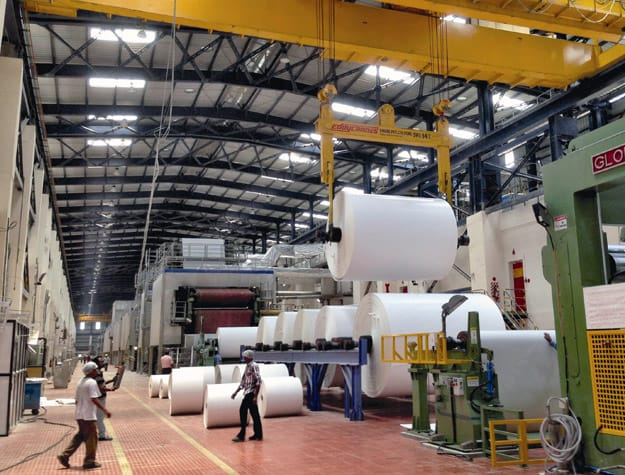 Paper industry growth after lockdown