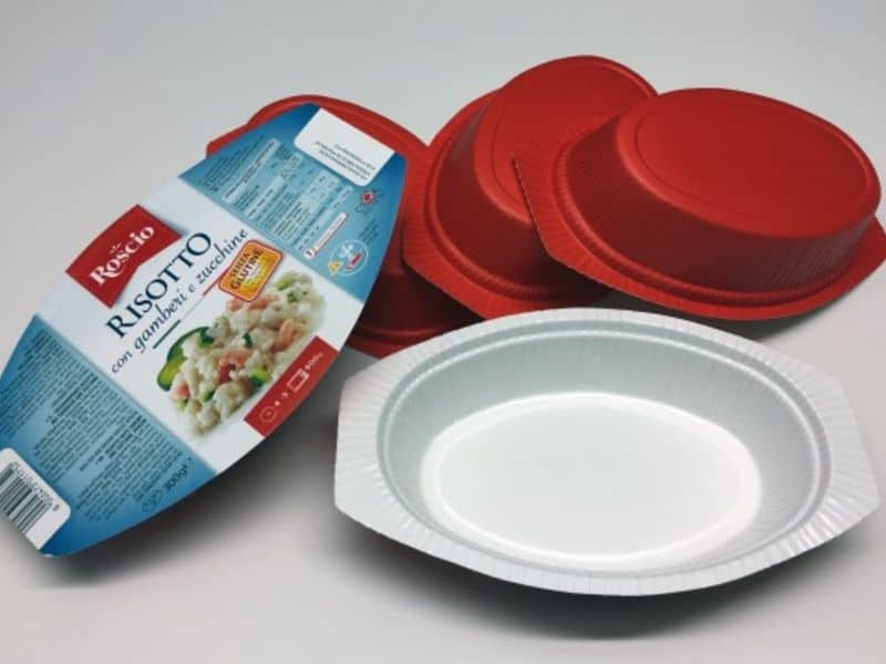 paperboard-plastic packaging