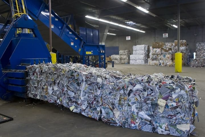 paper recycling industry needs support