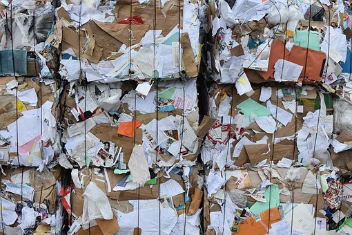waste paper recycling for market growth