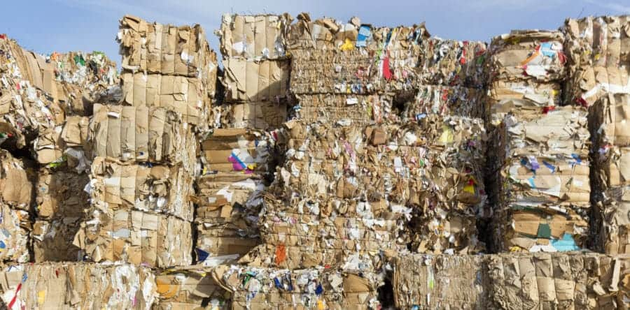 Domestic Market for Paper Recycling