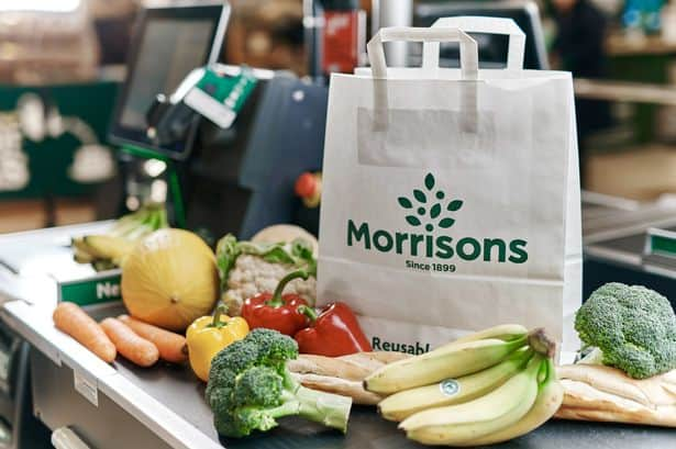 Morrison's bags for life