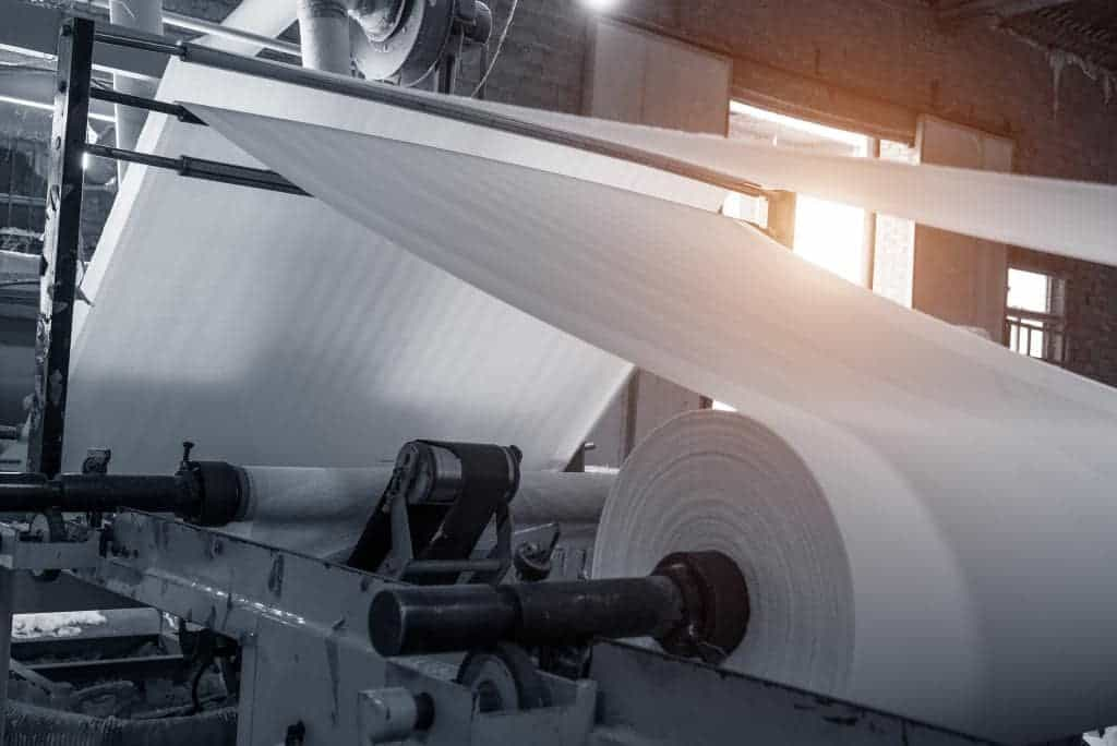 Pulp and paper market growth