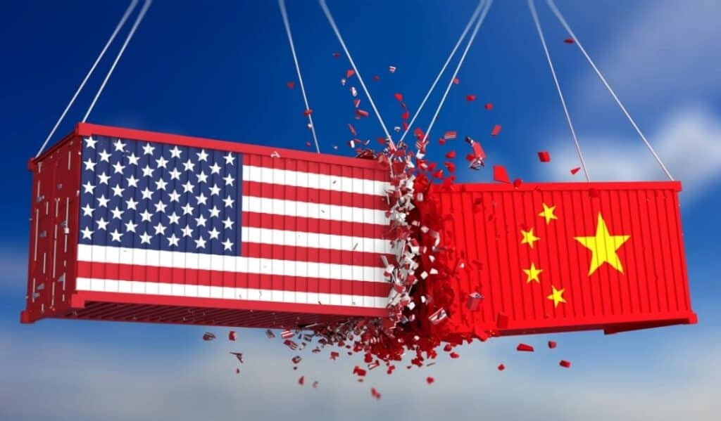 US-China Global Trade Conflict